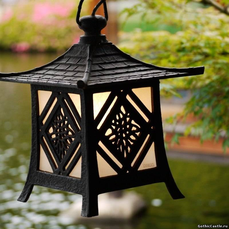 Деревянный китайский фонарик своими руками 63